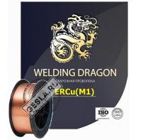 Проволока Welding Dragon ErCu 1.0 мм 5 кг (D200) фото
